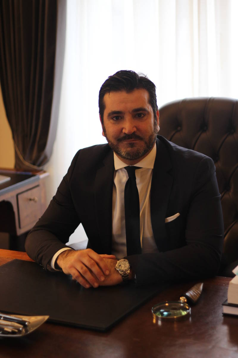 Avvocato Antonio Olmi